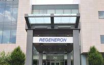 Fachada exterior de la sede de Regeneron