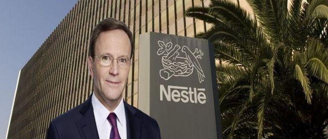 Mark Schneider, presidente de Nestlé
