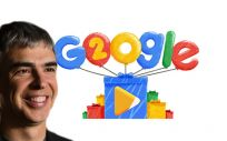 Larry Page, fundador de Google