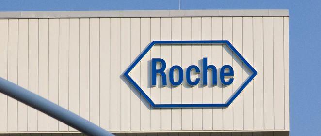 Fachada edificio de Roche