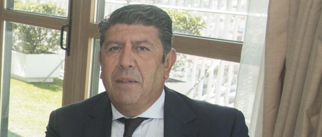 Manuel Vilches, nuevo director médico y de Relaciones Institucionales de la compañía Johnson & Johnson Medical Devices en España.
