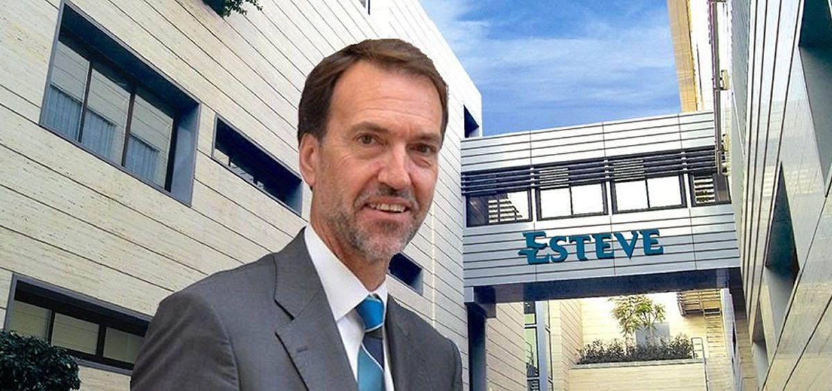 Albert Esteve, presidente del Grupo Esteve