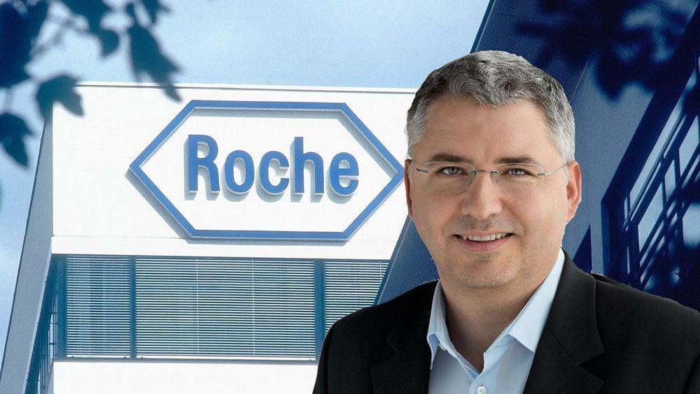 Severin Schwan, CEO de Roche.