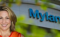 Heather Bresch, CEO de Mylan