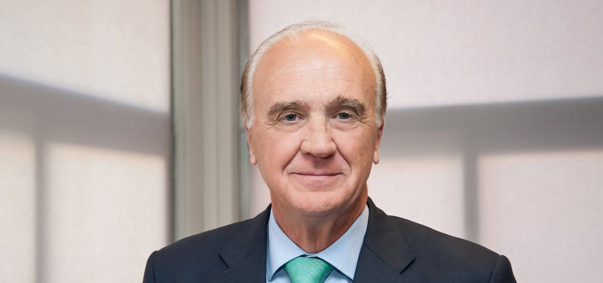 Eduardo Gil, presidente de Nippon Gases Europe