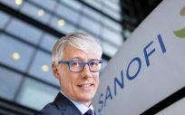 Olivier Brandicourt, CEO de Sanofi