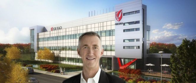 Daniel O'Day, CEO de Gilead Sciences