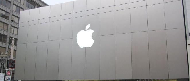 Establecimiento de Apple en Los Ángeles (Estados Unidos)