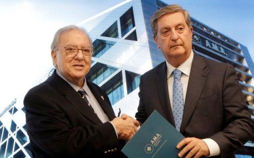 A.M.A. firma con el Colegio de Enfermería de Sevilla la póliza colectiva de RCP