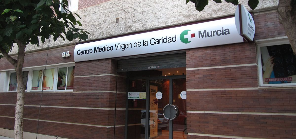 Centro Médico Virgen de la Caridad en Murcia