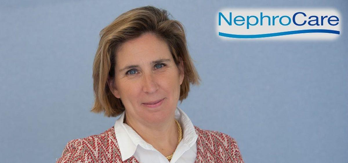 Patricia Usón, directora en España de NephroCare, la red de clínicas de diálisis de Fresenius Medical Care.