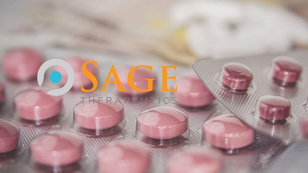 El tratamiento para la depresión posparto de Sage Therapeutics cumple el objetivo principal.