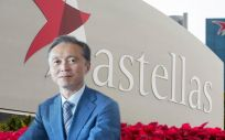 Kenji Yasukawa, presidente y CEO de Astellas.