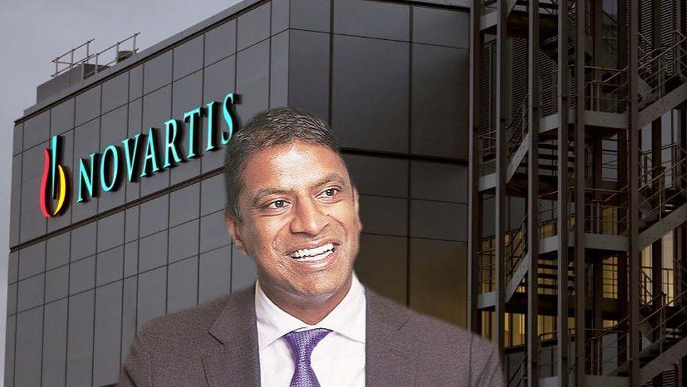 Vasant Narasimhan, CEO de Novartis.