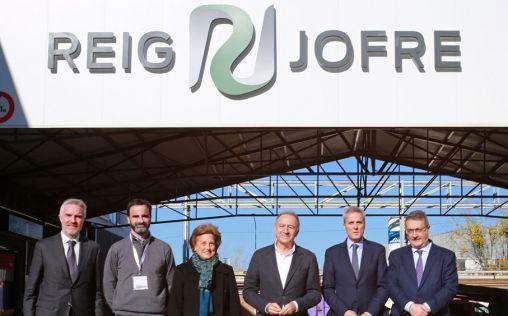 Reig Jofre mantiene su compromiso con la innovación y la investigación