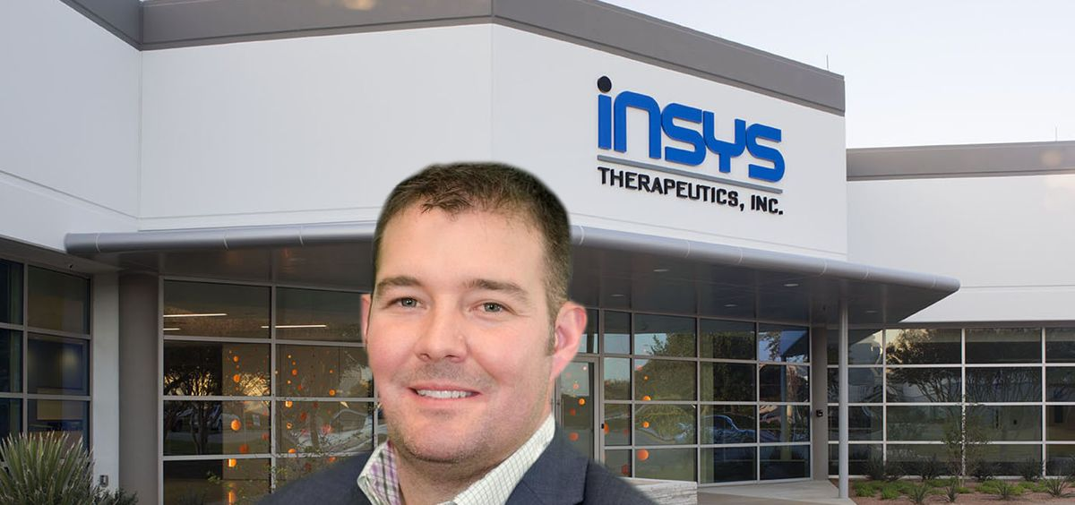Michael Babich, exdirector general de Insys Therapeutics