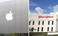Apple y Johnson & Johnson