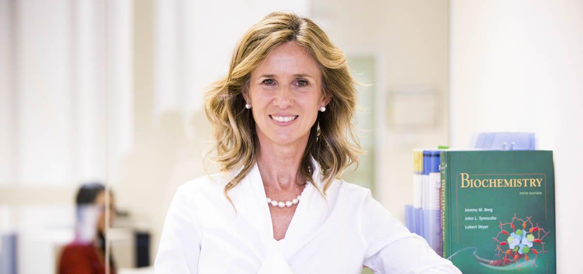 Cristina Garmendia, galardonada con el IX Premio Nacional de Biotecnología