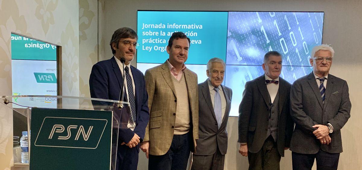 PSN y Adefarma organizan una jornada sobre la nueva Ley de Protección de Datos