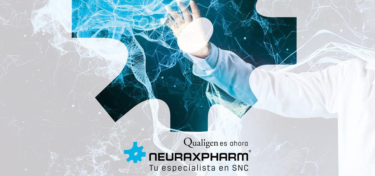 La compañía farmacéutica Qualigen cambia de nombre a Neuraxpharm