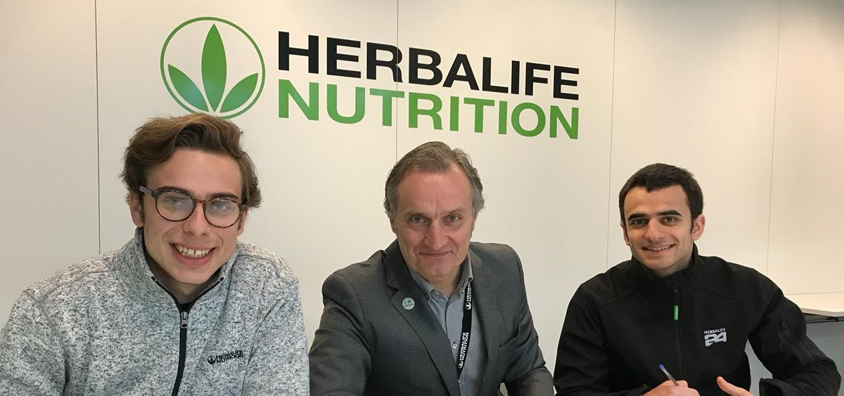 Herbalife Nutrition patrocina un equipo de pilotos en la carrera solidaria Uniraid 2019