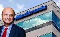 Omar Ishrak, CEO de Medtronic