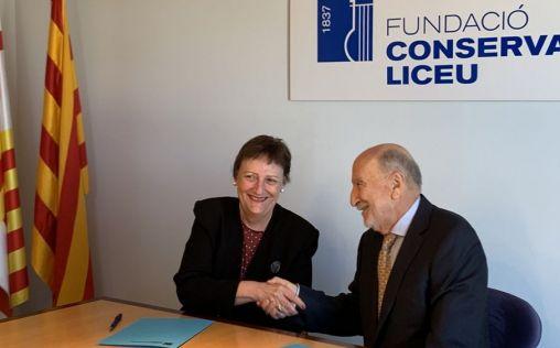 Fundación ACE y el Conservatorio del Liceu, juntos por el alzheimer