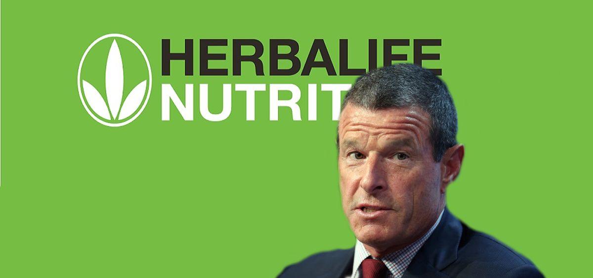 Michel O. Johnson, presidente y CEO de Herbalife Nutrition