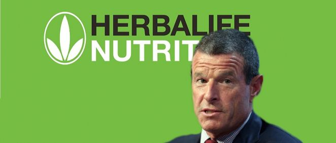 Michel O. Johnson, presidente y CEO de Herbalife Nutrition