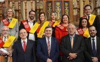 Tercera promoción del Máster en Peritaje Médico de la Fundación Uniteco y la Universidad de Alcalá
