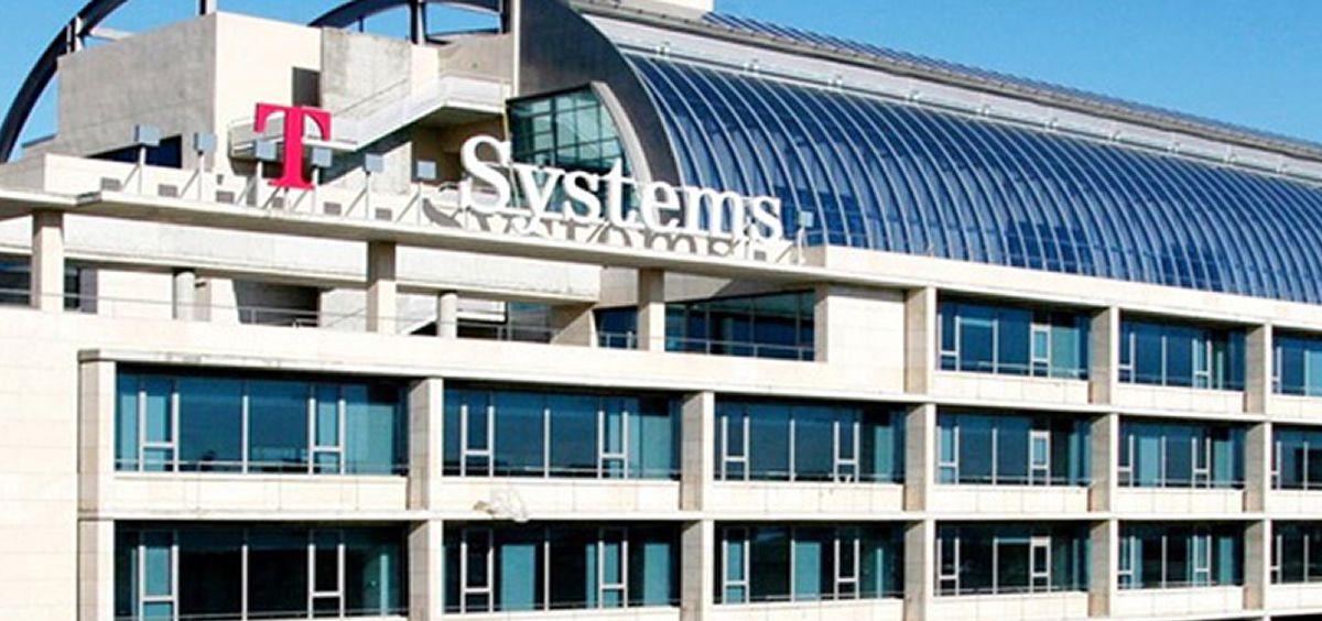 Sede de T-Systems