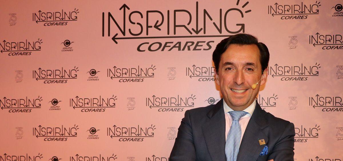 José Luis Portela, CEO de Magtalent y profesor del IE Business School