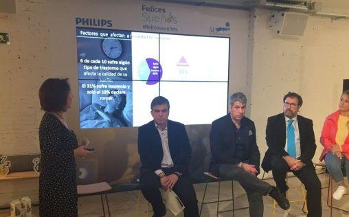 La campaña #felicessueños de Philips registra 5,5 millones de impactos en Twitter