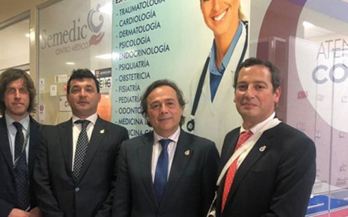 A.M.A. ratifica sus acuerdos de colaboración con los centros médicos de Ecuador