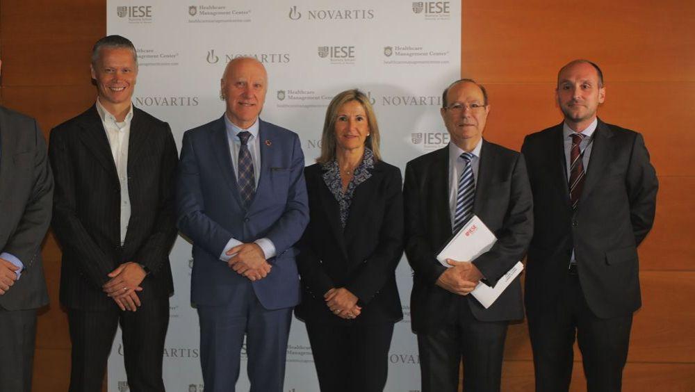 Novartis y el IESE consolidan el Programa Avanzado en Gestión Sanitaria como evento de referencia