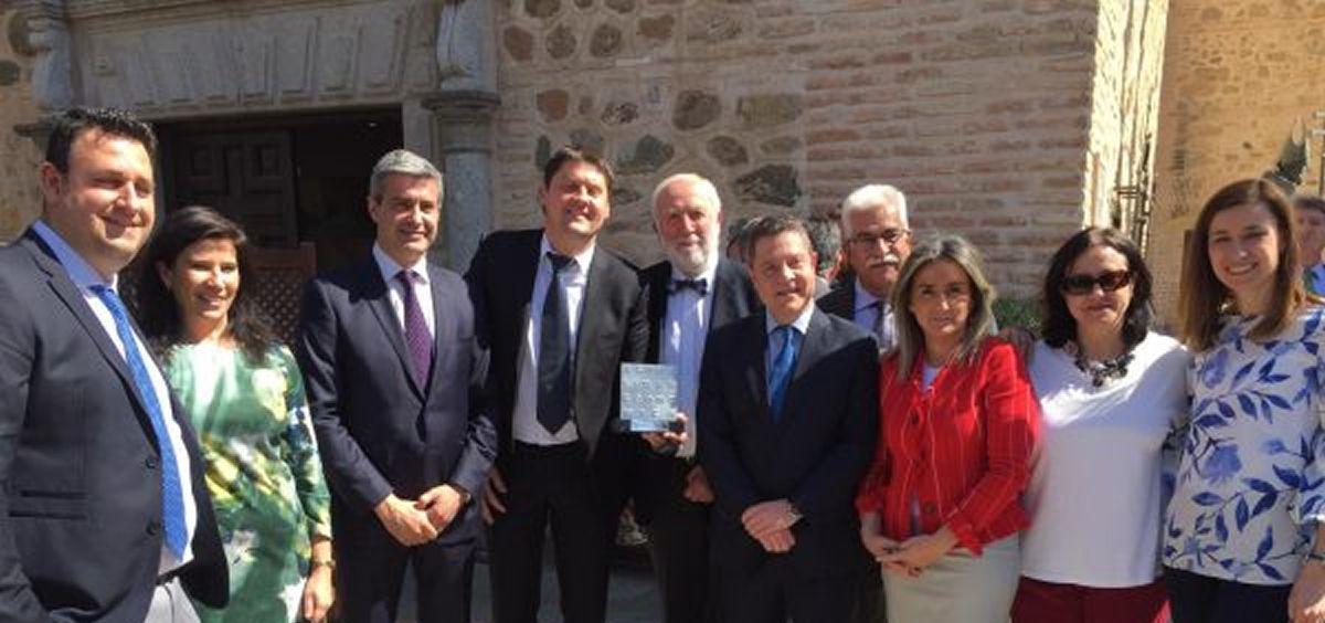 Reig Jofre recibe el Premio a la Mejor Iniciativa Empresarial