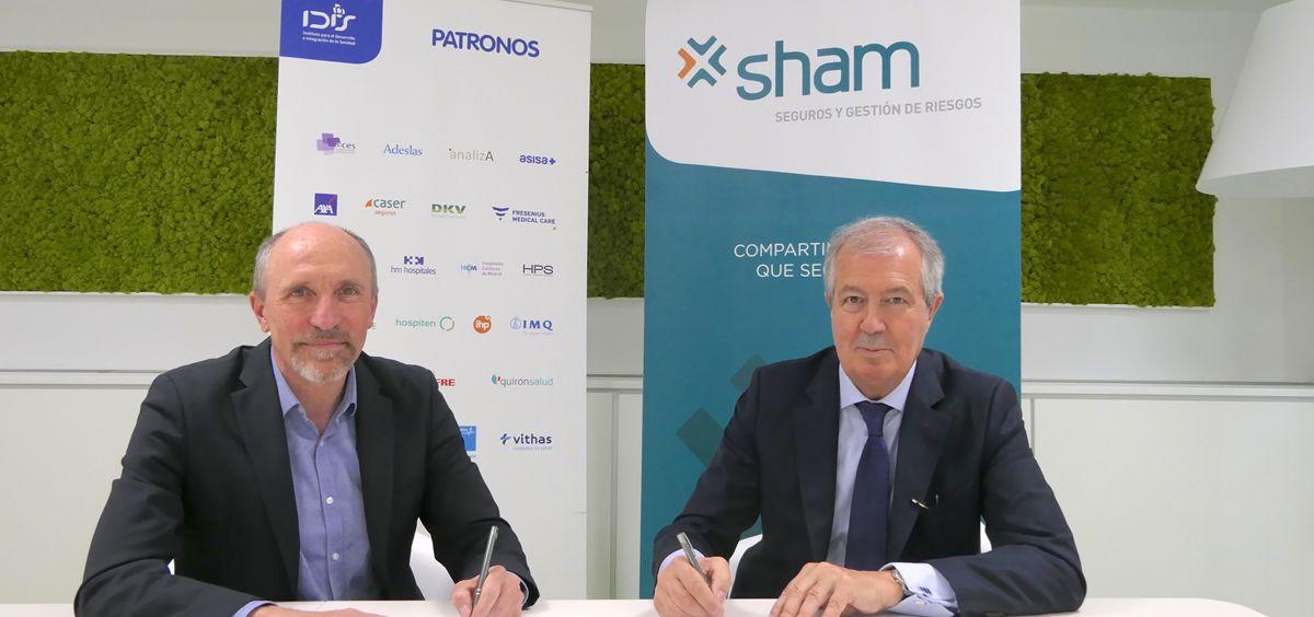 Sham se une a la Fundación IDIS en calidad de colaborador de la entidad