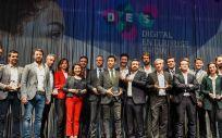 Abierta la convocatoria para los premios a la transformación digital de DES2019