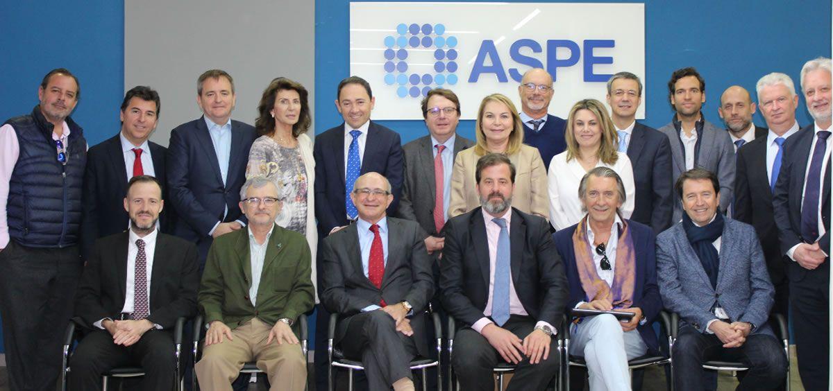 Junta directiva de la ASPE