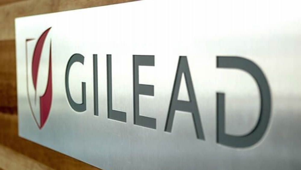 Gilead, empresa de la semana