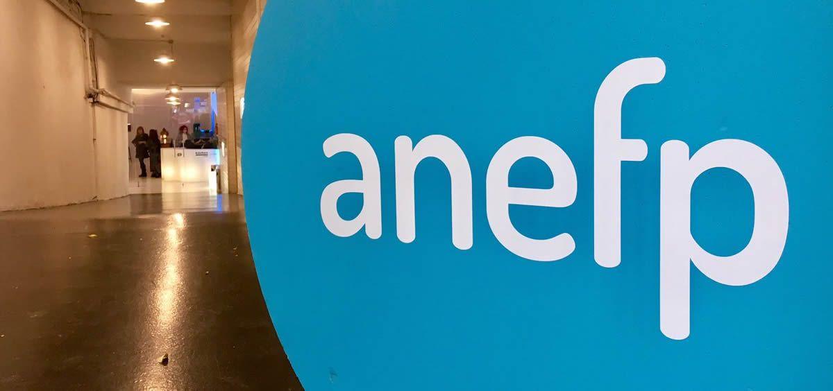 Inauguración de un encuentro con medios de comunicación organizado por anefp
