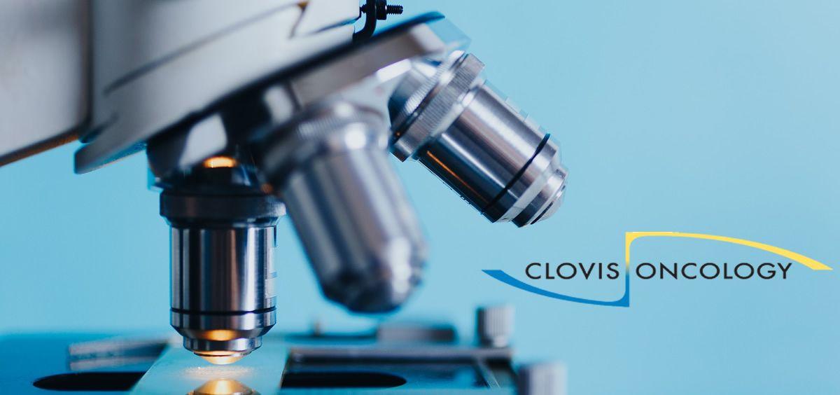 Clovis Oncology está probando el medicamento en ensayos como tratamiento para el cáncer de ovario y el cáncer de próstata.