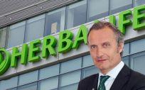 Carlos Barroso, director general de Herbalife Nutrition España