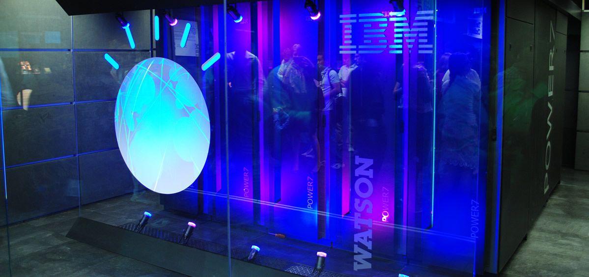 El sistema Watson, de IBM