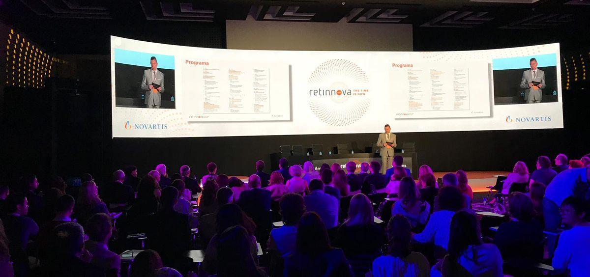 Novartis celebra 'Retinnova 6.0' con más de 150 expertos