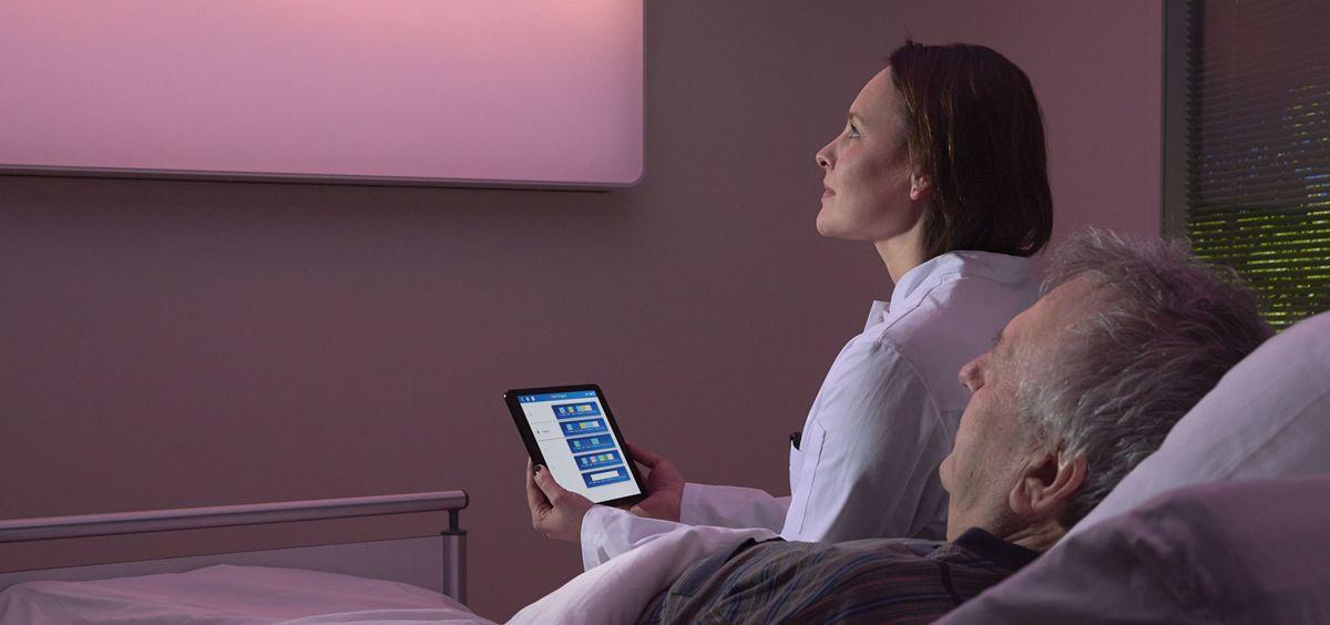 Philips presenta VitalMinds para reducir el delirio en pacientes de UCI