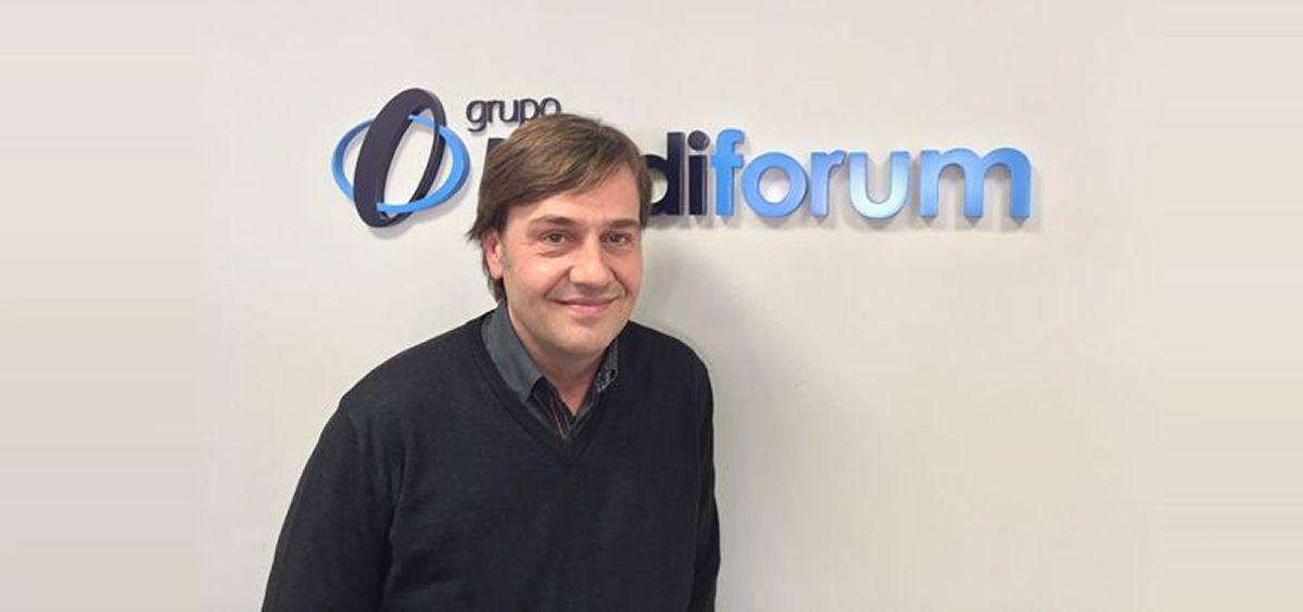Rafael Borrás, director de Comunicación y Relaciones Institucionales de Teva