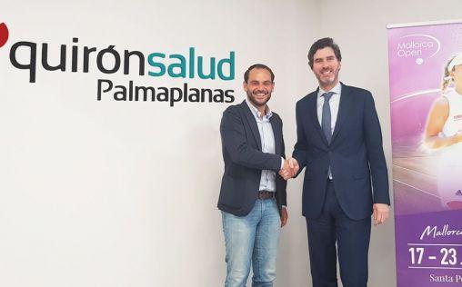 Quirónsalud desplegará un amplio dispositivo de asistencia médica en el Mallorca Open de tenis