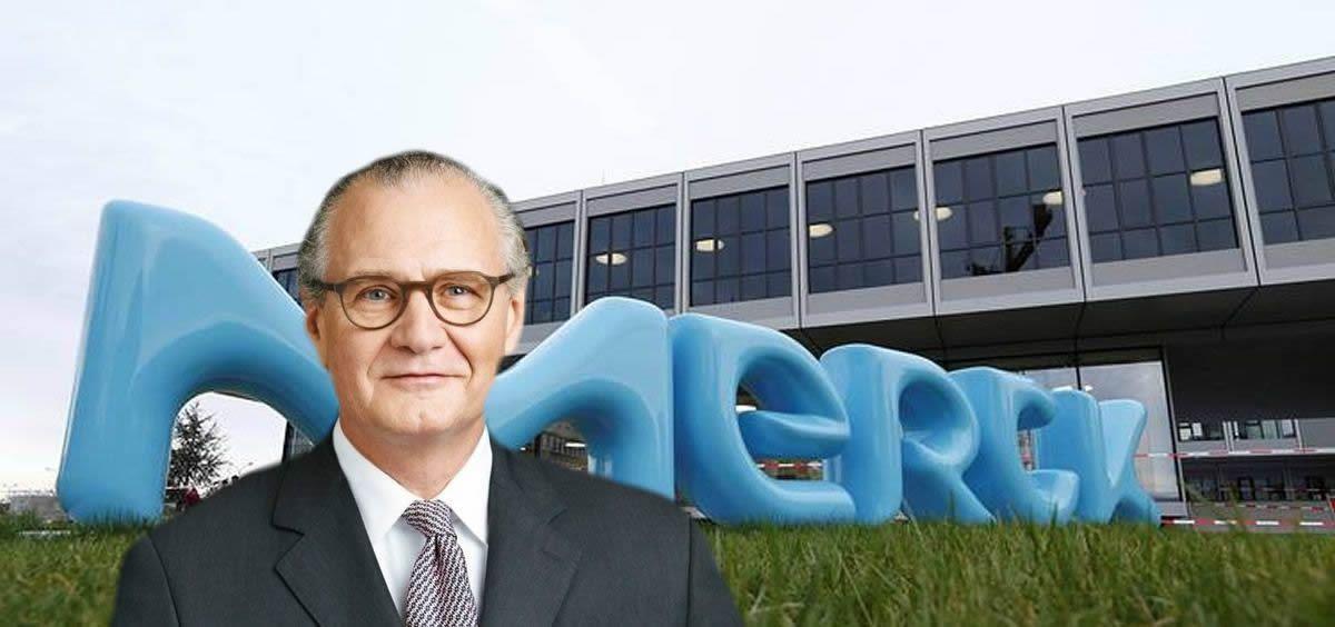 Stefan Oschmann, CEO de Merck