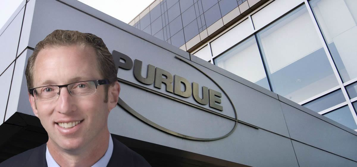 Craig Landau, CEO de Purdue Pharma